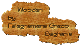 Wooden  Bagheria (PA)
